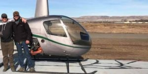 Idaho Helicopter flight school