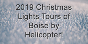 Christmas Lights Tours Boise